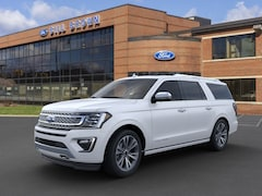 New 2020 Ford Expedition Max Platinum SUV for sale in Livonia, MI