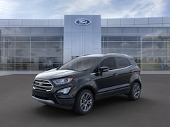 New 2019 Ford EcoSport Titanium SUV for sale in Clifton, TX