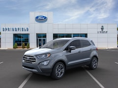New Ford 2020 Ford EcoSport Titanium Crossover For sale near Philadelphia, PA