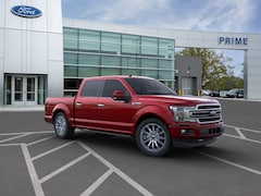 New 2019 Ford F-150 Limited Truck in Auburn, MA
