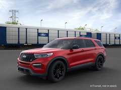 New 2021 Ford Explorer ST Sport Utility Idhao Falls