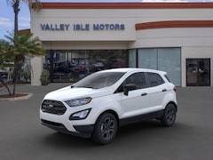 New Ford 2020 Ford EcoSport S SUV MAJ3S2FE5LC377387 in Kahului, HI