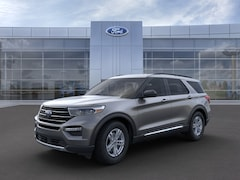 Used 2021 Ford Explorer XLT 4WD EcoBoost XLT 4WD in Willmar, MN