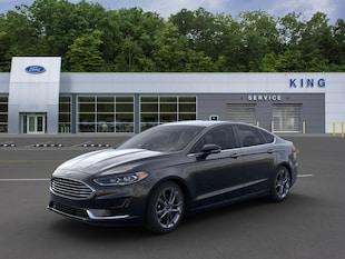 2020 Ford Fusion SEL Sedan 3FA6P0CD5LR253510