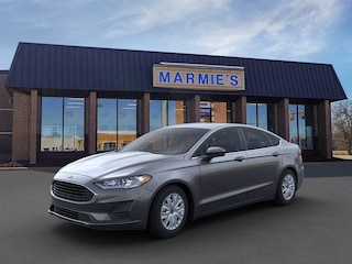 New 2020 Ford Fusion S Sedan For Sale Great Bend KS
