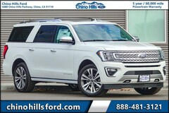 New 2020 Ford Expedition Max Platinum SUV for sale in Chino, CA