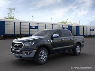2020 Ford Ranger Lariat Truck Crew Cab