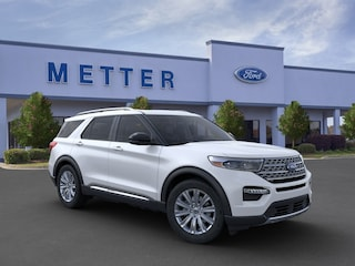 New 2020 Ford Explorer Limited SUV for sale in Metter, GA