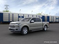 2020 Ford F-150 LARIAT 4WD SUPERCREW 5.5 Truck SuperCrew Cab
