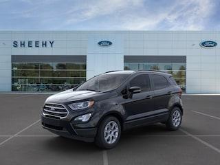 New 2019 Ford EcoSport SE SUV for sale near you in Ashland, VA