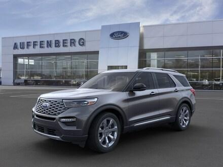 2020 Ford Explorer Service Loaner Platinum SUV
