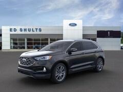 New 2019 Ford Edge Titanium SUV in Jamestown, NY