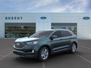 New 2020 Ford Edge SEL SUV in Ashland, VA