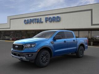 2021 Ford Ranger XLT XLT 2WD SuperCrew 5 Box