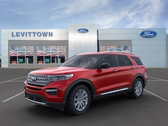 New 2020 Ford Explorer Limited SUV for sale in Long Island, NY