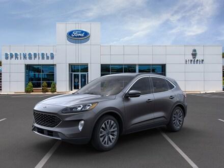 New 2020 Ford Escape Titanium Hybrid SUV for sale near Philadelphia
