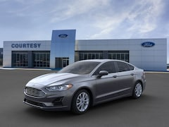 New Ford 2020 Ford Fusion Hybrid SE in Breaux Bridge, LA