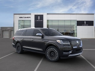 New 2020 Lincoln Navigator L Black Label SUV Norwood
