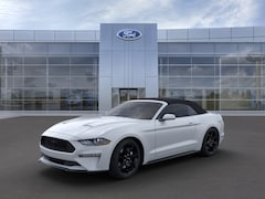 New 2020 Ford Mustang Ecoboost Convertible in Mahwah