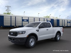 2021 Ford Ranger 4WD XL Supercab Standard Box Truck