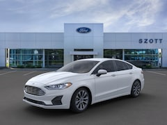 New 2020 Ford Fusion SE Sedan for sale in Holly, MI