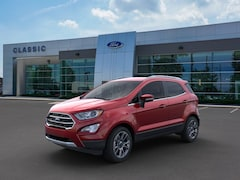 2020 Ford EcoSport Titanium Wagon
