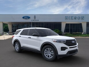 2020 Ford Explorer SUV Rear Wheel Drive