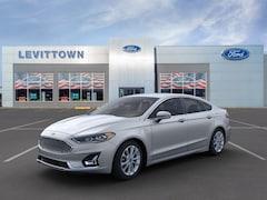 New 2020 Ford Fusion Energi Titanium Sedan 3FA6P0SUXLR248708 in Long Island