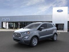 New 2021 Ford EcoSport SE Crossover 210401 in El Paso, TX