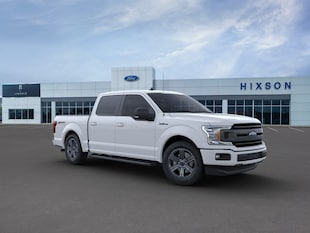 2020 Ford F-150 XLT Truck SuperCrew Cab 4X2