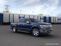 New 2020 Ford F-150 Lariat Truck 1FTEW1E58LKF52644 in Rochester, New York, at West Herr Ford of Rochester