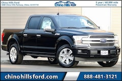 New 2020 Ford F-150 Platinum Truck SuperCrew Cab for sale in Chino, CA