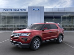 New Ford for sale 2019 Ford Explorer Limited SUV in City of Industry, CA