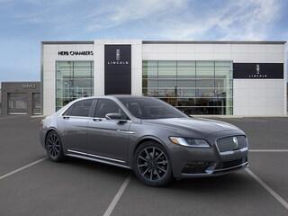 New 2020 Lincoln Continental Reserve Sedan Norwood