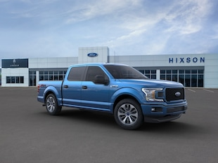 2019 Ford F-150 STX 4X4 Truck SuperCrew Cab