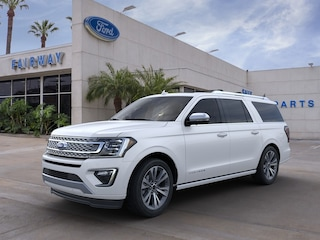 New 2020 Ford Expedition Max Platinum SUV 1FMJK1LT8LEA62307 For sale near Fontana, CA