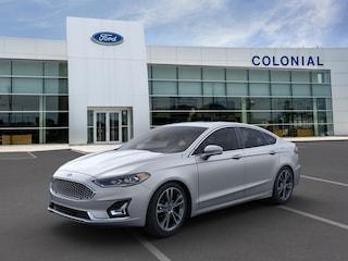 2020 Ford Fusion Titanium Car