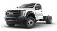 2019 Ford F-550 Chassis XL 4WD Reg Cab 169 WB 84 CA