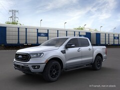2020 Ford Ranger Lariat Crew Cab Shortbox