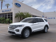New 2020 Ford Explorer Limited SUV for sale in Placentia