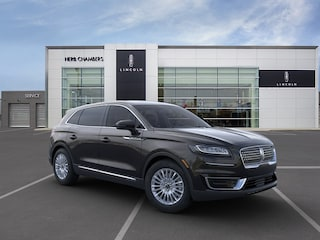 New 2020 Lincoln Nautilus Standard SUV Norwood