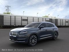 New 2021 Lincoln Nautilus Reserve SUV in Traverse City, MI