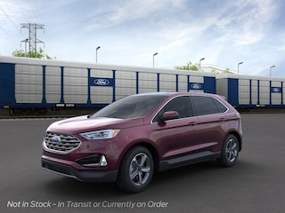 2021 Ford Edge SEL All-Wheel Drive Crossover