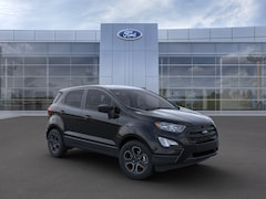 New 2020 Ford EcoSport S Crossover FAB201311 in Getzville, NY