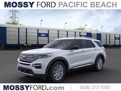 2020 Ford Explorer Limited Limited 4WD for sale in San Diego at Mossy Ford