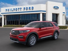 New 2021 Ford Explorer XLT SUV in Nederland