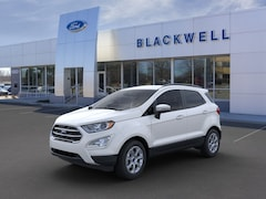 New 2020 Ford EcoSport SE Crossover for sale in Plymouth, MI