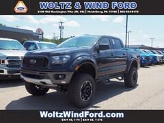 2020 Ford Ranger Black Widow Truck SuperCrew 1FTER4FH4LLA27429