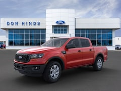 New 2020 Ford Ranger STX XL 4WD SuperCrew 5 Box in Fishers, IN