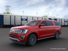 New 2020 Ford Expedition Limited MAX SUV in Great Bend near Russell